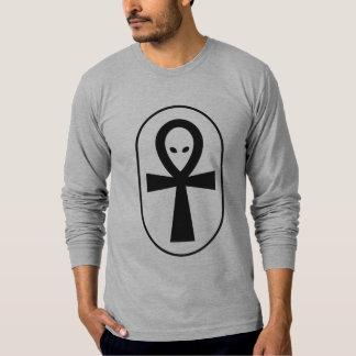 Camisa estrangeira de Ankh