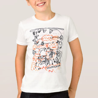 Camisa estrangeira do meteoro