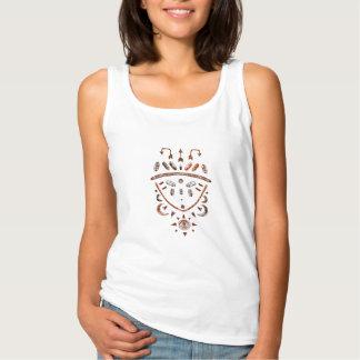 Camisa étnica espiritual