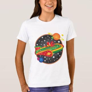 Camisa expressa de Rocket T