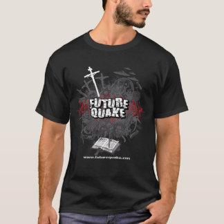 Camisa extravagante da obscuridade do verso do