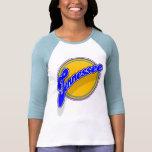 Camisa F/B do blueswoop de Tennessee Tshirt