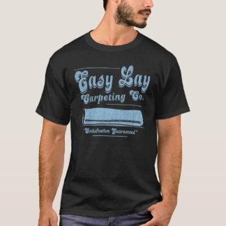 Camisa fácil engraçada do vintage da configuração