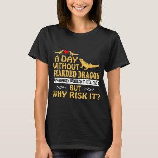 Camisa farpada do dragão T, homens farpados da