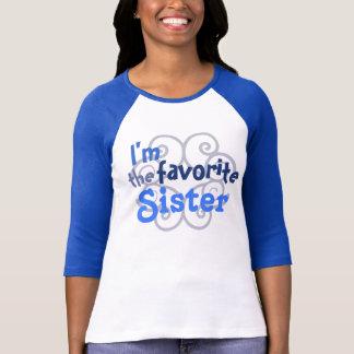 Camisa favorita da irmã T