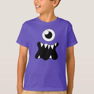 Camisa feia do monstro T
