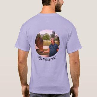 Camisa feita sob encomenda da reunião de família