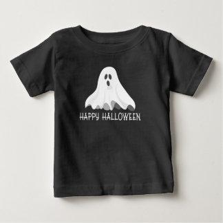 Camisa feliz da criança do fantasma do Dia das