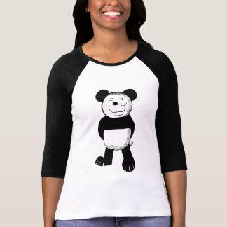 Camisa feliz da panda