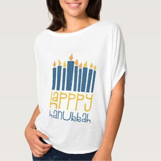 Camisa feliz de Hanukkah