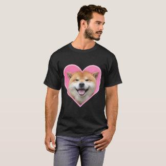 Camisa feliz de Shiba