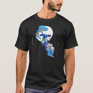 Camisa feliz decapitado de Musher o Dia das Bruxas