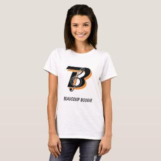 Camisa fêmea básica da dança de Beaucoup