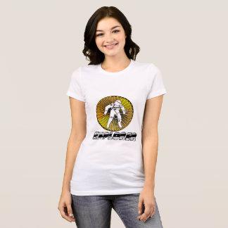 Camisa fêmea do explorador T
