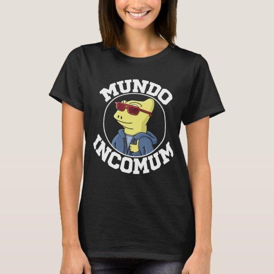 Camisa Feminina Basica - Mundo Incomum