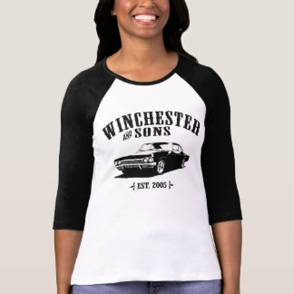 Camisa Feminina Winchester's And Sons