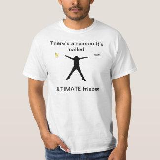 Camisa final do Frisbee