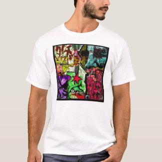 camisa física dos grafites