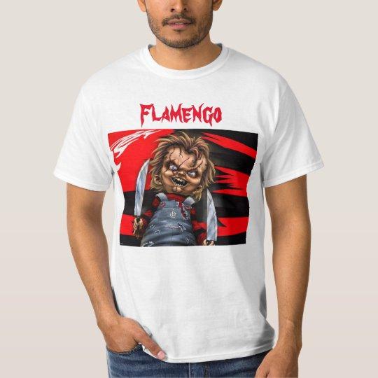 Camisa Flamengo - Terror