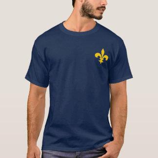 Camisa francesa do cavaleiro