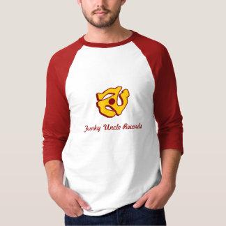 Camisa Funky do tio Basebol Tshirts
