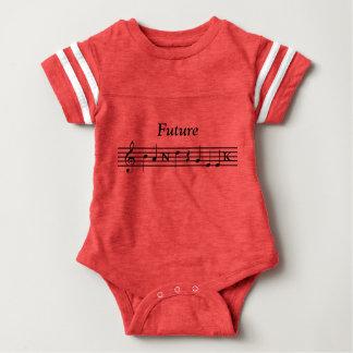 Camisa futura do geek da banda