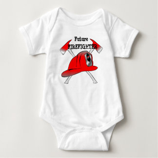 Camisa futura do sapador-bombeiro
