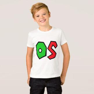 camisa gêmea do brOS