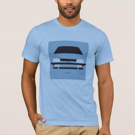 camisa golf mk3