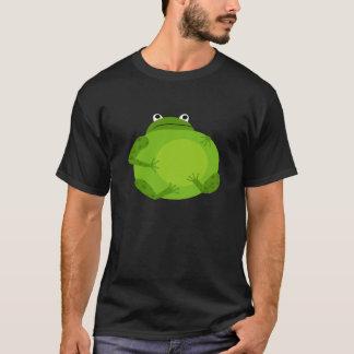 Camisa gorda do sapo