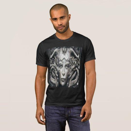 camisa gótica