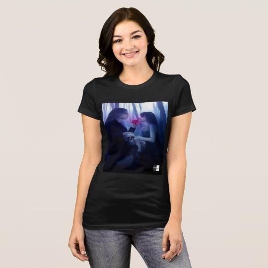 Camisa gótica (gothic  style shirt)