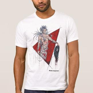 Camisa gótico da conexão da Web Camiseta