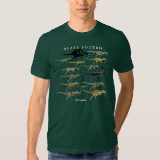 Camisa Gregory S. Paul do dinossauro de Theropoda Camiseta