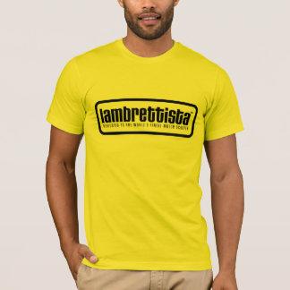Camisa Groovy do logotipo