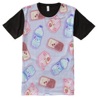 Camisa hidratada de T