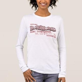 Camisa histórica das senhoras de Townsend