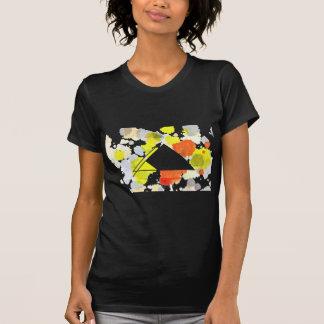 Camisa Home da arte abstracta t Tshirts