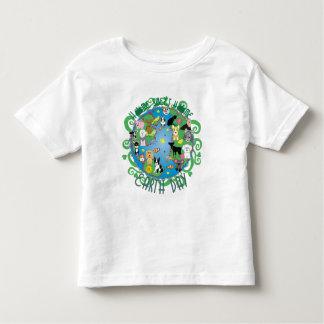 Camisa Home doce Home dos animais do Dia da Terra