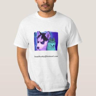 camisa husky siberianos