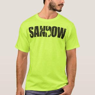 Camisa icónica do legado do estilo de Eugen Sandow