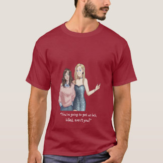 Camisa ideal nova da série