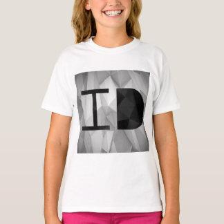 camisa iDominic das meninas
