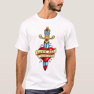 Camisa imaculada do coração - grande design