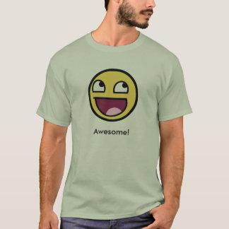 Camisa impressionante