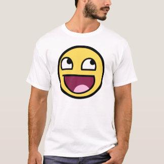 Camisa impressionante (cor verdadeira) - luz