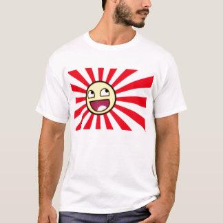 Camisa impressionante de Sun de ascensão