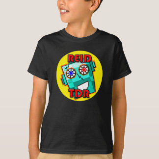 Camisa impressionante dos miúdos - logotipo