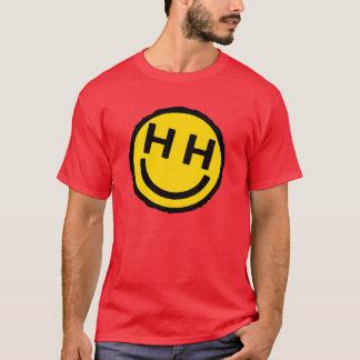 Camisa incondicional feliz do smiley face