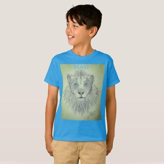 Camisa infantil BEAST/FERA